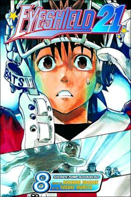 Eyeshield 21, Volume 8