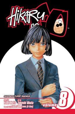 Hikaru no Go, Volume 8