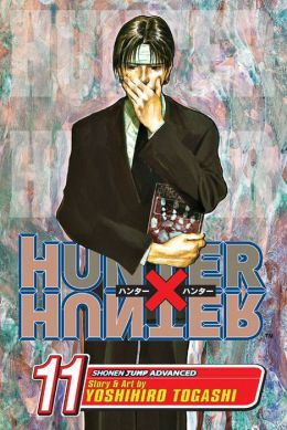 Hunter x Hunter, Volume 11