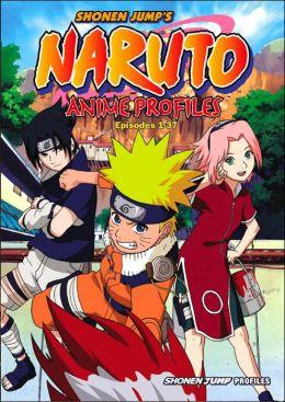 Naruto Anime Profiles, Vol. 1: Episodes 1-37 Masashi Kishimoto