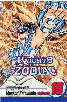 Knights of the Zodiac (Saint Seiya), Volume 19