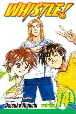 Whistle!, Volume 14