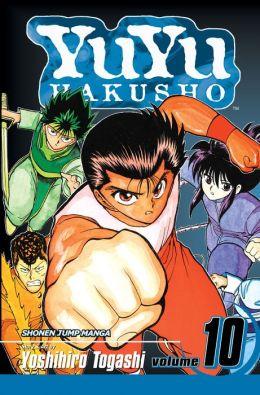 YuYu Hakusho, Volume 10