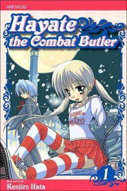 Hayate the Combat Butler, Volume 1