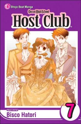 Ouran High School Host Club, Volume 7