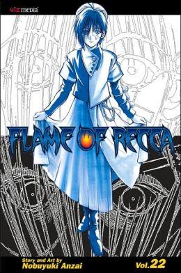 Flame of Recca, Volume 22