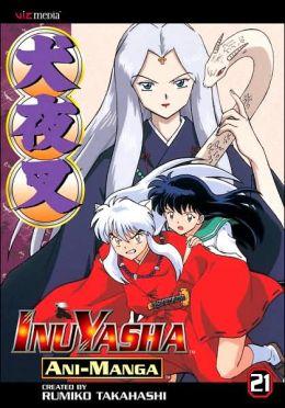 Inuyasha Ani-Manga, Volume 21