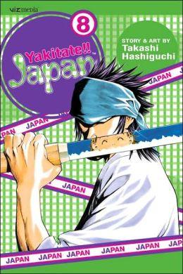 Yakitate!! Japan, Volume 8