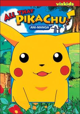 All That Pikachu! Animanga