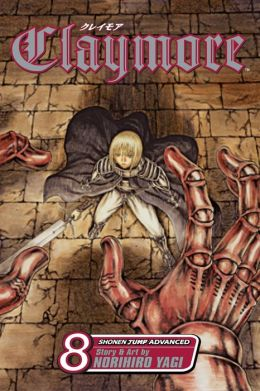 Claymore, Volume 8
