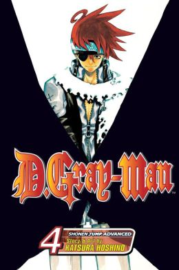 D. Gray-Man, Volume 4