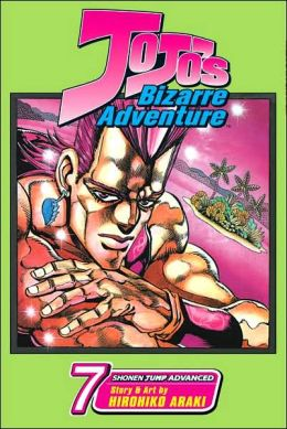 JoJo's Bizarre Adventure, Volume 7