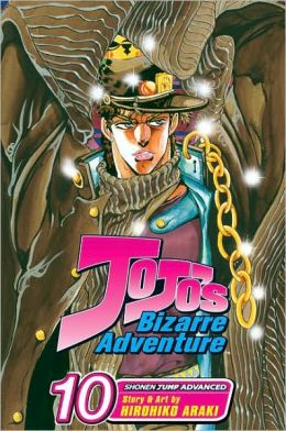 JoJo's Bizarre Adventure, Volume 10