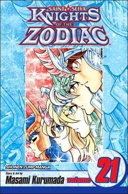 Knights of the Zodiac (Saint Seiya), Volume 21
