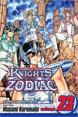 Knights of the Zodiac (Saint Seiya), Volume 23