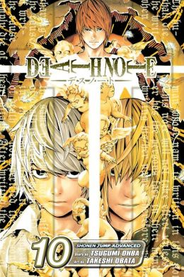 Death Note, Volume 10: Deletion