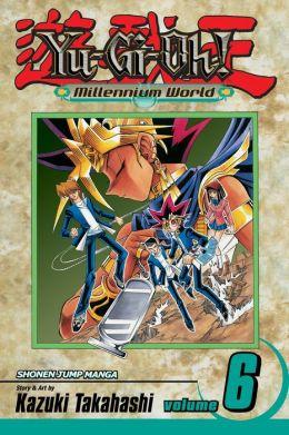 Yu-Gi-Oh!: Millennium World, Volume 6