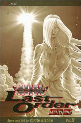 Battle Angel Alita: Last Order, Volume 9