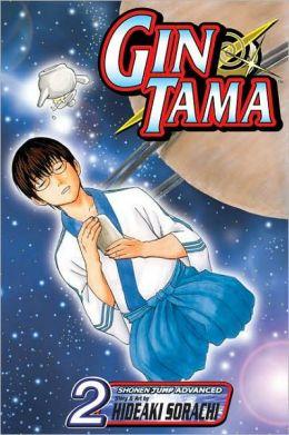 Gin Tama, Volume 2