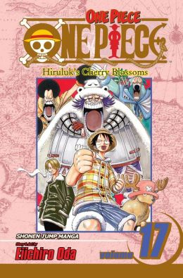 One Piece, Volume 17: Hiriluk's Cherry Blossoms