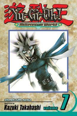 Yu-Gi-Oh!: Millennium World, Volume 7