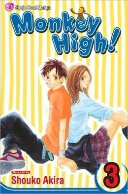 Monkey High!, Volume 3