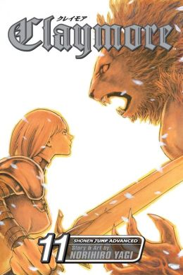 Claymore, Volume 11