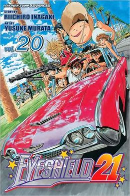 Eyeshield 21, Volume 20