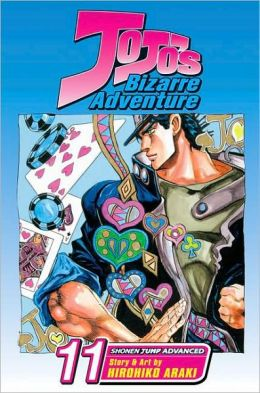 JoJo's Bizarre Adventure, Volume 11