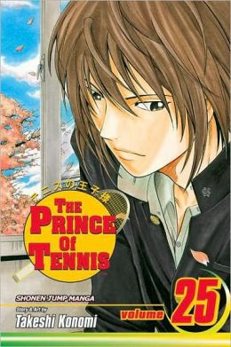 The Prince of Tennis, Volume 25