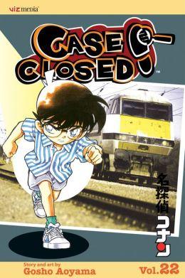 Case Closed, Volume 22