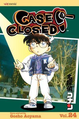 Case Closed, Volume 24