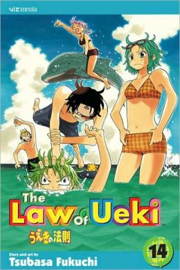 The Law of Ueki, Volume 14