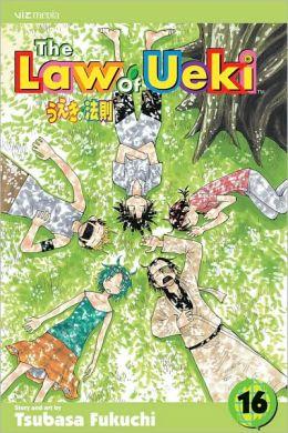 The Law of Ueki, Volume 16