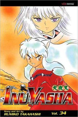 Inuyasha, Volume 34