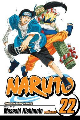Naruto, Volume 22