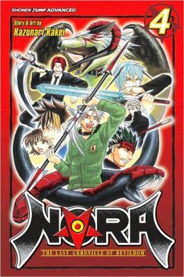 NORA: The Last Chronicle of Devildom, Volume 4