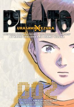 Pluto: Urasawa x Tezuka, Volume 2