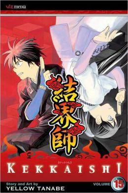 Kekkaishi, Volume 15
