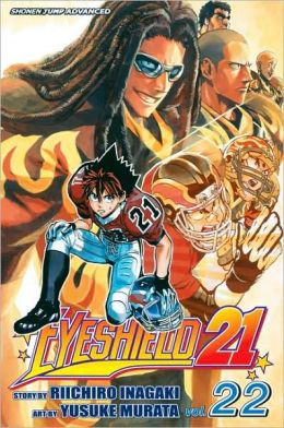 Eyeshield 21, Volume 22