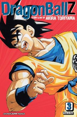 Dragon Ball Z, Volume 3 (VIZBIG Edition)
