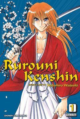 Rurouni Kenshin, Volume 1 VIZBIG Edition (Books 1-3)