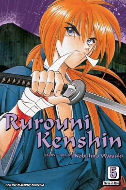 Rurouni Kenshin, Volume 5 VIZBIG Edition (Books 13-15)