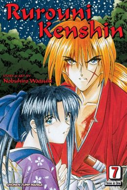 Rurouni Kenshin, Volume 7 VIZBIG Edition (Books 19-21)
