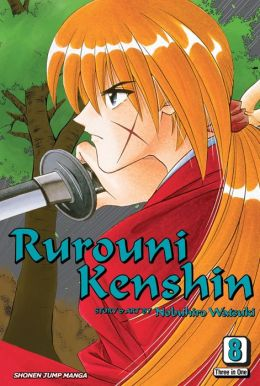 Rurouni Kenshin, Volume 8 VIZBIG Edition (Books 22-24)
