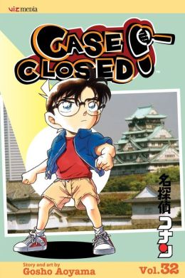 Case Closed, Volume 32