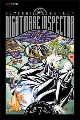 Nightmare Inspector: Yumekui Kenbun, Volume 7