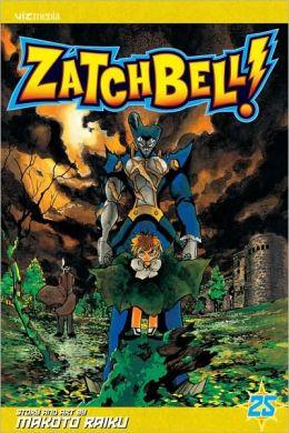 Zatch Bell!, Volume 25