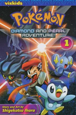 Pokemon: Diamond and Pearl Adventure!, Volume 1