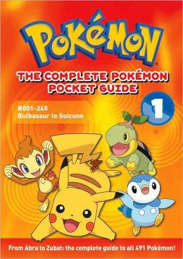 The Complete Pokemon Pocket Guide: Volume 1